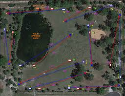 Palm Springs Map Naples Disc Golf