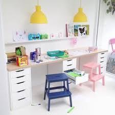 Kid Desk Ikea Ikea Desk Hack With Pastel Colors Pinteres