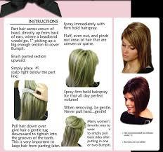 feathered brush back hair 5 pcs magic hair volumizing setting tools littleplayland com