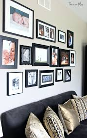 Gallery Wall Frames by Gallery Wall Wednesday 1 Where It All Began A Monochromatic
