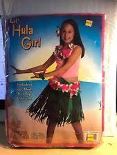 Hula Halloween Costume Hula Honey Instant Costume Kit Halloween Luau Cosplay Dress