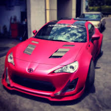 frs toyota frsprince gt86 build 2013