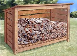 Plans For Building A Firewood Shed by Best 25 Firewood Rack Plans Ideas On Pinterest Wood Rack