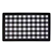 Black Kitchen Rugs Kitchen Rugs Mats Mats The Home Depot