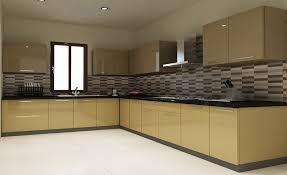kitchen furniture price casa bilancio cbl 102 l shape modular kitchen in laminate finish in
