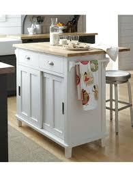 crate and barrel kitchen island belmont kitchen island traditional with wood counters crate and