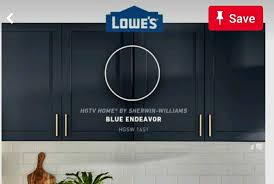 blue endeavor kitchen cabinets blue endeavor island sherwin williams blue hgtv home by