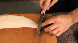 robert welch kitchen knife skills filleting a fish youtube