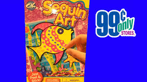 sequin art crafts for kids fun activity fun kids toy videos youtube