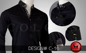 kurta colors shalwar kameez collar neck design 2018 by colors newfashionelle