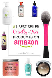 Top Seller On Amazon Top Best Seller Cruelty Free Products You Can Buy On Amazon
