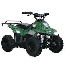 kids 110cc panther youth atv quad 4 wheeler mini all terrain vehicle