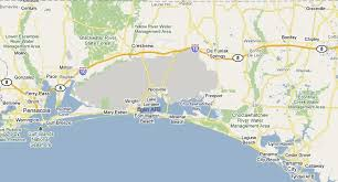 eglin afb map cities around eglin air base your pcs