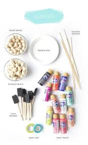 American Woodcrafters Supply Best 25 Wooden Beads Ideas On Pinterest Paper Towel Holder