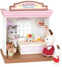Calico Critters Play Table by Calico Critters Bakery West Side Kids