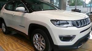 jeep compass 2017 white jeep compass white interior and exterior youtube