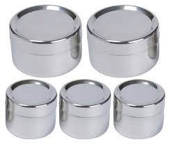 stainless kitchen canisters amazon com to go ware stainless steel snack containers tiffin