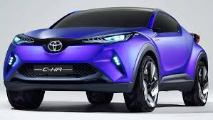 small toyota suv 2017 toyota c hr small suv to get turbo power car carsguide