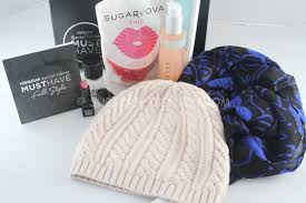 popsugar fall style special edition box review coupon