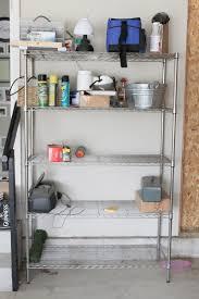 Lowes Garage Organization Ideas - organized garage shelves lowes creator