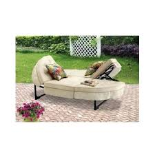 Circle Patio Furniture by Patio Double Outdoor Reclining Lounge Chairs Diy Double Patio