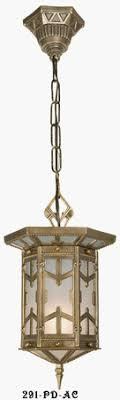 arts and crafts pendant lighting vintage hardware lighting arts and crafts craftsman and