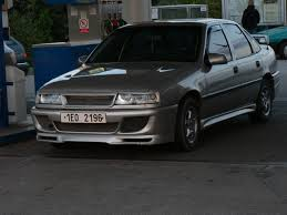 opel vectra 1995 view of opel vectra 1 6 s photos video features and tuning