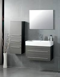 Contemporary Bathroom Storage Cabinets Grey Bathroom Cabinets 27 Antonio Contemporary Grey Bathroom