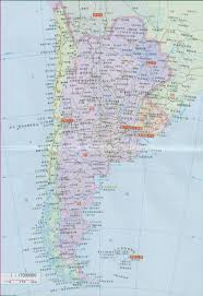 Chinese Map Of America by Maps Of Argentina Map Library Maps Of The World