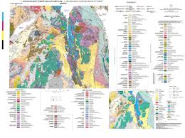 Geological Map Geologic Maps Of Turkey U003d Türkiye Jeoloji Haritaları Tomequarry