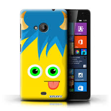 Ebay Microsoft Office by Stuff4 Phone Case Back Cover For Microsoft Lumia 535 Monsters Ebay
