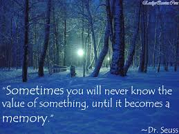 quotes about love value sometimes you will never know the value of something until it