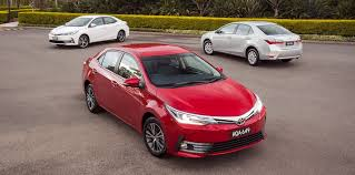 toyota corolla sedan price toyota corolla sedan pricing and specs looks more kit and