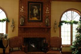 Living Room Mantel Decor Interior Combines With The Fireplace Mantle Decor The Home Design