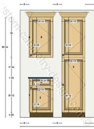kitchen cabinet sizes and specifications fine quality all wood