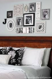 bedroom nice bedroom wall decorating ideas picture frames master
