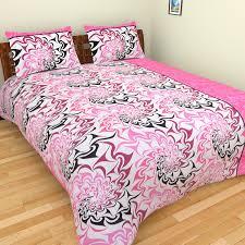 Premium Bedding Sets Buy Spangle Premium Cotton King Size Designer Printed Gc Bed Sheet