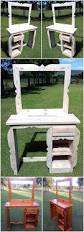 Patio Furniture Out Of Pallets - rustic vanity out of wood pallets wood pallet furniture