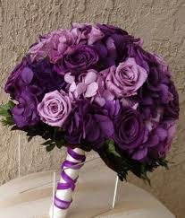Purple Wedding Bouquets Your Wedding Colors And Their Meaning Bali Events Master