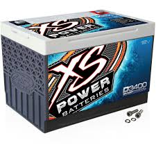 xs power d3400 d series agm battery 12 volt jegs