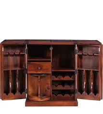 Distressed Wood Bar Cabinet Wood Bar Cabinet Divinodessert