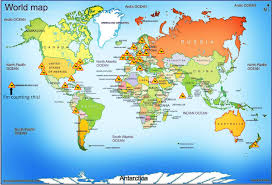 World Map Spain by Moose World Map The Adventures Of A Wandering Moose
