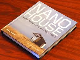 home design books book review nano house showcases contemporary micro home design