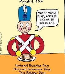 national grammar day generates a conversation on insider jokes