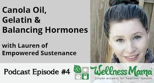 using gelatin for your hairstyles for women over 50 canola oil gelatin and hormones wellness mama