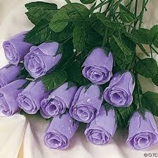 Lavender Roses Wedding Flowers Lavender Roses