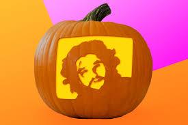 carve your own pop culture pumpkin this halloween bb 8 dead jon