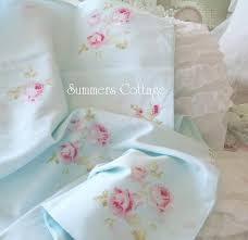 Shabby Chic Queen Sheets by 65 Best Sheets Images On Pinterest Pink Roses Cottage Chic And