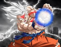 super saiyan blue goku kaioken x10 remastered mitchell1406