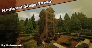 siege minecraft siege tower weareconquest minecraft project minecraft